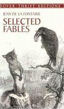 Selected Fables (Dover Thrift Editions) Jean de La Fontaine Paperback