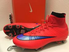 Nike Mercurial Superfly Soft Ground Soccer Cleats Size 9 / UK 8