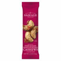 Sahale Snacks® Glazed Mixes, Cashew Pom Vanilla, 1.5 oz, 18/Carton 900021