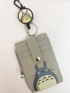 My neighbour Totoro small purse card holder wallet purse kawaii Cute Access