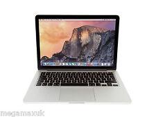 "Apple MacBook Pro 13""  2.5GHz 4GB 500GB Core i5 MD101 Mid-2012 El Capitan"