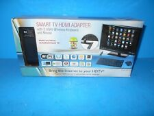 *CRAIG SMART TV HDMI ADAPTOR WITH 2.4 GHZ WIRELESS KEYBOARD MOUSE CVD602