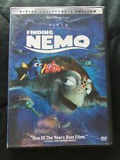 Finding Nemo (Dvd, 2003, 2-Disc Set) *Bonus Computer Game Disc Included!