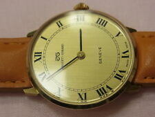 0582-Armbanduhr Jaquet Girard Quarz Zifferblattdurchmesser 2,7 cm