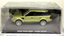 Eon 1/43 Scale -James Bond 007 Range Rover Sport Casino Royale Diecast model car