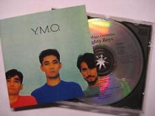 "YELLOW MAGIC ORCHESTRA ""NAUGHTY BOYS"" - CD - RIUICHI SAKAMOTO"
