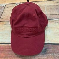ADIDAS MENS CLIMALITE ULTIMATE PLUS ADJUSTABLE CAP HAT SIZE OSFM MENS NEW NWT