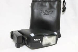 w/Case [Exc+++++] Nikon Speedlight SB-27 Shoe Mount Flash for Nikon from JAPAN
