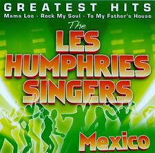 THE LES HUMPHRIES SINGERS : MEXICO - GREATEST HITS / CD