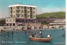 # PORTO S. GIORGIO: HOTEL MIRAMARE  (colorata in lastra) - 1964