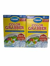Carbona Color Grabber with Microfiber 6-Pack 180 Sheets FREE SHIPPING