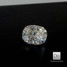 0.48 Ct. Loose Natural Cushion Diamond D VS1 Christmas Gift Ring Earrings