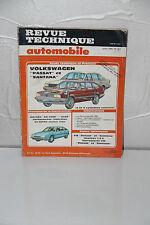 REVISIÓN TÉCNICA automóvil 1985 VOLKSWAGEN PASSAT/SANTANA Nº457
