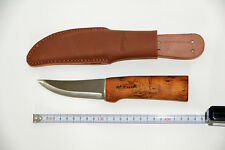 Roselli Messer Puukko Wootz UHC - hunting knife -  RW200 Finnland  NEU unbenutzt