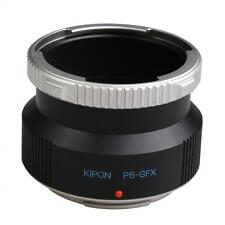 Kipon Adapter Fr Pentacon 6 Kiev 60 Lens to Fujifilm G-Mount GFX 50S FUJI Camera