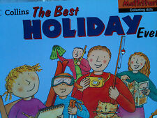 THE BEST HOLIDAY EVER: Maths concepts early learning numeracy Collins MATHSTART