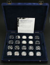 Westminster - Complete US Platinum Plated State Quarters Collection