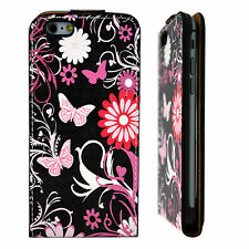 """Vertical Flip Leather Skin Phone Hard Cover Case Shell For Apple iphone 6 4.7"""""""