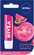 [NIVEA] Fruity Shine WATERMELON 24h Melt-in Moisture Tinted Lip Balm 4.8g NEW