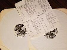 1983 Hudson & Landry Allen Sherman Comedy RADIO Broadcast  LP SET Mutual Network