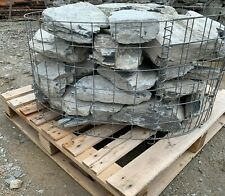 More details for 1/2 crate cornish garden rockery stone/ slate £66.00 incl vat