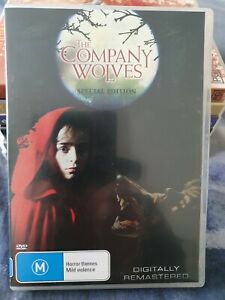 The Company Of Wolves (Special Edition) DVD, Viavision, Werewolves, horror, cult