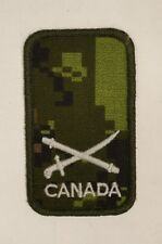Canadian Forces Army Hi Vis CADPAT Generals Rank Insignia
