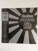 QUEEN Tear It Up In Tokyo Japan Edition Vinyl LP Ltd Edn Grey Colour New Sealed