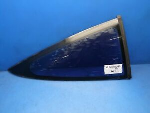 89-94 Mitsubishi Eclipse OEM rear Right passenger side corner window glass