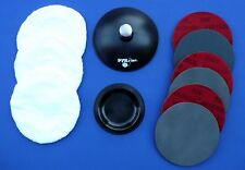 Bowling Ball Spinner Sanding Cup, Ultimate SMarT Sun, for sanding & polishing