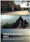 BMW 2017 Professional Navigation Maps Europe Sat Nav Disc DVD 1/3/5/6/X5/X6