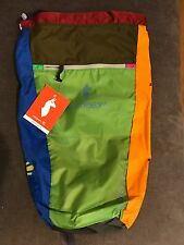 Cotopaxi Luzon Del Dia Daypack Backpack Hiking Bag Day Pack 18L