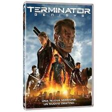 Dvd  TERMINATOR GENISYS - (2015) *** Arnold Schwarzenegger *** ......NUOVO