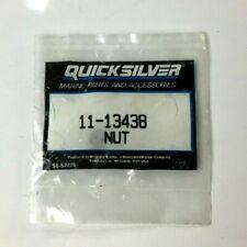New Mercury Mercruiser Quicksilver Oem Part # 11-52901 Nut
