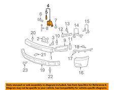 GM OEM Front Bumper-Mount Bracket 15274390