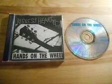 CD Rock Hands  On The Wheel - Restless Heart (9 Song) ROVING REC