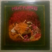 Meat Puppets ‎Self-titled SST Records 1982 SST009 Thermidor Black Flag 1ST PRESS