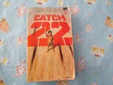 Catch 22 by Joseph Heller (paperback) vintage 1970 reprint edition