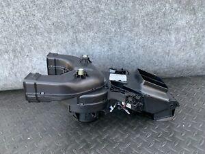 MERCEDES X166/ W166 GL550 GL450 REAR CENTER CONSOLE A/C HEAT BLOWER MOTOR OEM
