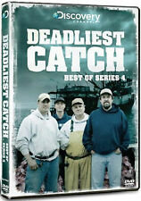 Deadliest Catch - The Best Of Series 4 - DVD - BRAND NEW SEALED