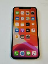 Apple iPhone X A1901 - 64GB - GSM Unlocked - Silver - Earpiece not wrkng AG205