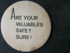 Bd Berlin Schultheiss Bier Serie für GB und US Army 001  Are your valuables safe
