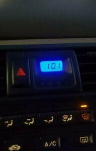 1998-2002 HONDA ACCORD CLOCK LED BLUE BACK LIGHT KIT **(CLOCK NOT INCLUDED)**