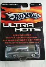 HOT WHEELS ULTRA HOTS CHEVY BEL AIR REAL RIDERS DIE CAST MINT!!