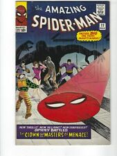 Amazing Spider-Man #22 (Marvel Comics - Silver Age 1965) FINE / VF - 7.0