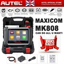 Autel MaxiSYS MK808 MX808 OBD2 Diagnostic Scanner All System Key Fob Programming