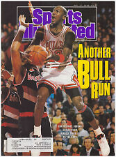Sports Illustrated December 17, 1990 Another Bull Run- Michael Jordan Chicago