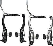 Shimano BR-T4000 V-Brake Bremse Fahrrad Felgenbremse Schwarz oder Silber OVP