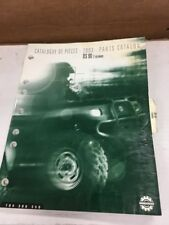 Can Am 2003 Ds 90 2 Stroke Strokes Parts Catalog Manual Bombardier