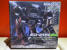 "New 2013 NECA RoboCop 1 ED-209 Deluxe Boxed Set 10""Action Figure w/Sound Sealed"